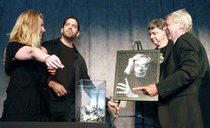 David Blaine surprised Emo Rubik with a trick
