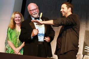 J Craig Venter is still trying to figure out David Blaine's trick