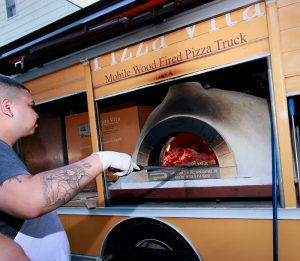 3955 Wood fired PizzaTruck Millburn NJ