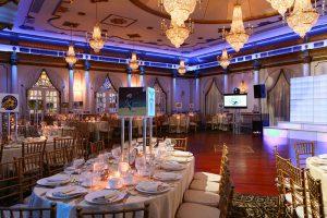 Ball room Crystal Plaza Livingston NJ