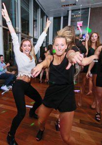 Dancing Press lounge NYC