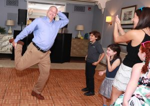 He's got the moves Beacon Hill Club Summit NJ