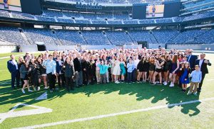 All the guests Met Life Stadium Rutherford NJ