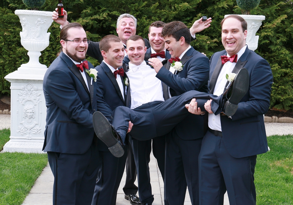 Rob Groomsmen. Wilshire Grand. West Orange NJ