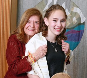 Hannah and Gramma Temple Emanuel Westfield NJ