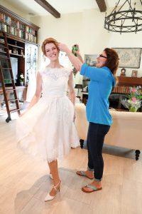 Bride Douglaston NY 2