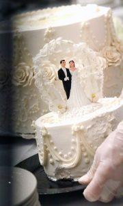 Cake Topper Douglaston Club Douglaston NY