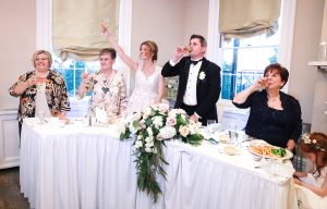 Champagne Toast Douglaston Club Douglaston NY