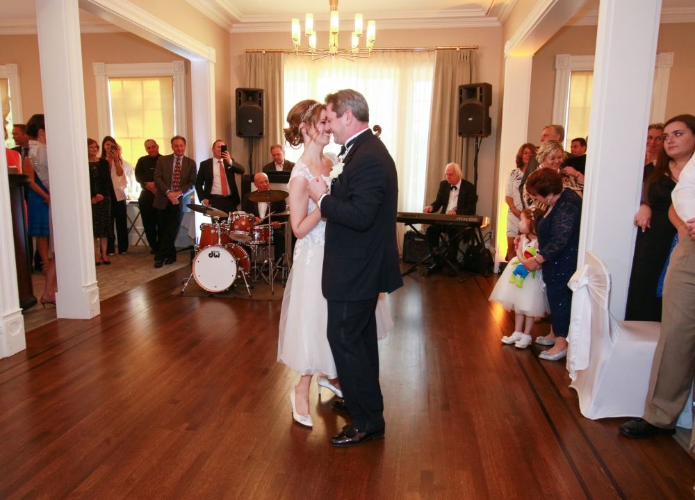 First Dance Douglaston Club Douglaston NY