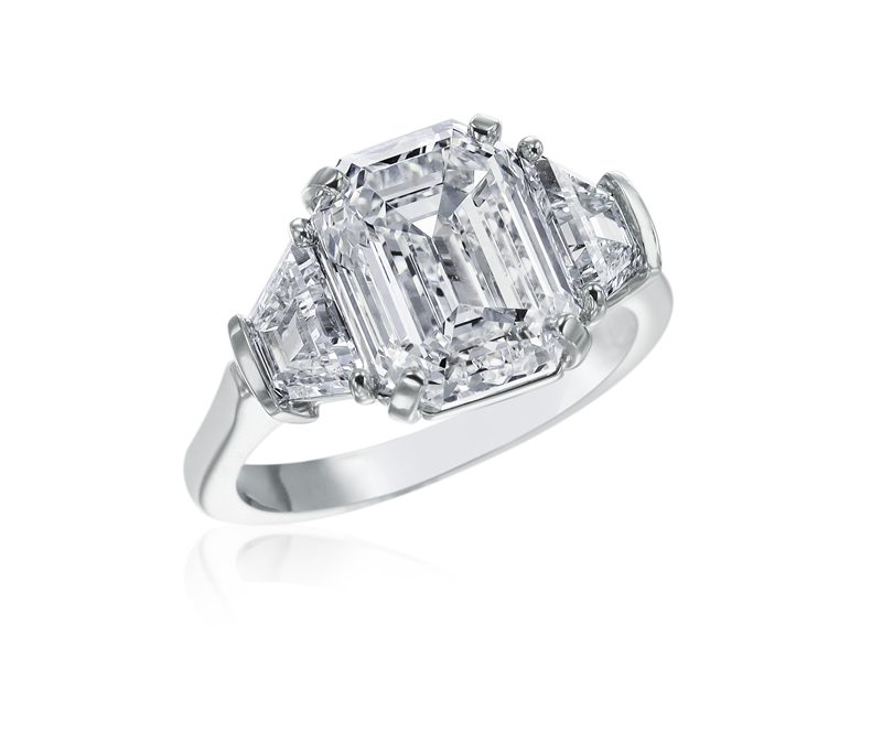 Ascher Cut Diamond