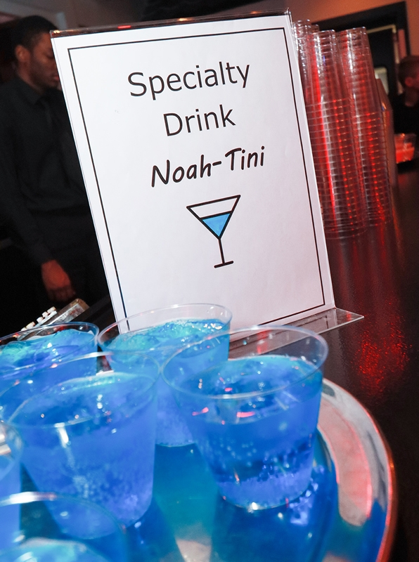Noah Tini drink of the day 4Sixty6 Caterers West Orange NJ
